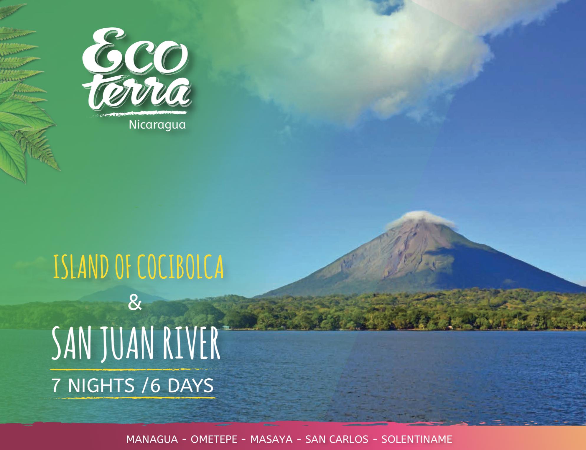 Island of Cocibolca y San Juan River